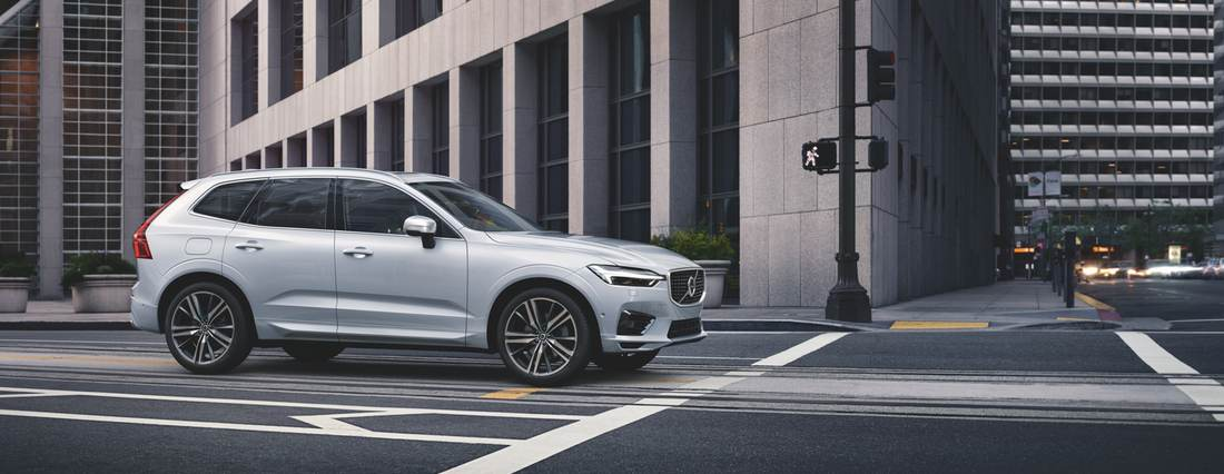 privates leasing: volvo xc60 t8 twin engine geartronic momentum