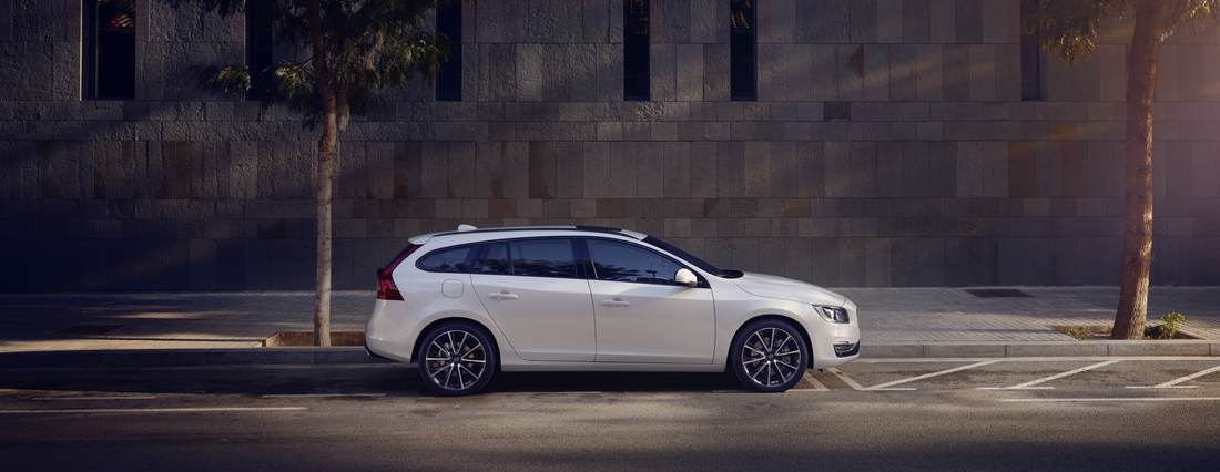 Volvo V60 D3 Geartronic Linje Business