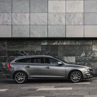 Privates Leasing: Volvo V60 T3 Geartronic Linje Svart (112 kW)